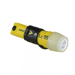 Flashlight LED Helmet Firefighter Atmosphere L5R Plus