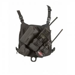 Dual Radio Chest Harness