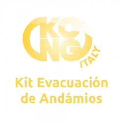KIT EVACUATION SCAFFOLDS