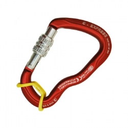 Carabiner FERRATA EXPRESS SLEEVE