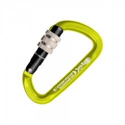 Carabiner TRAPPER SCREW SLEEVE
