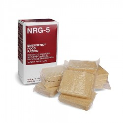 Ration of Emergency NRG-5 2300 Kcal