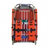 Set belts stretcher rescue SSR