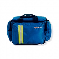 Bag professional with compartments BLUE BAG HP