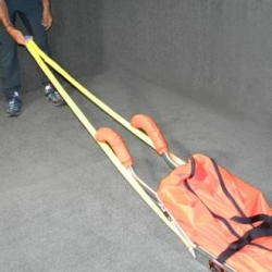 Strap high loading STRETCHER