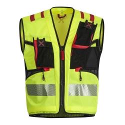 Vest WORKFRAME OPERATOR BASIC Red