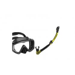 Mascara + Tubo Nadador de Rescate