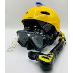SET Equipo Cabeza Nadador de Rescate