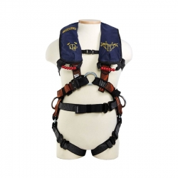 Harness RESCUE life JACKET