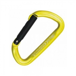 Carabiner TRAPPER STRAIGHT GATE