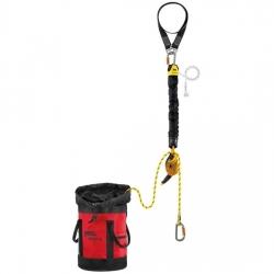 Sistema de evacuación Petzl Jag Rescue Kit 60 m